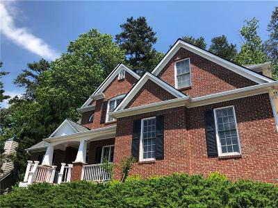 Johns Creek Single Family Home For Sale: 12285 Stevens Creek Drive