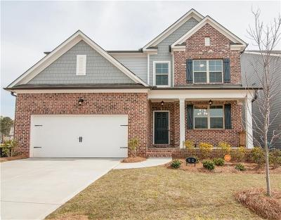 Lilburn Single Family Home For Sale: 96 Round Pond Drive