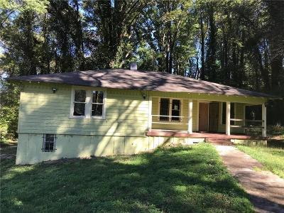 East Atlanta Single Family Home For Sale: 1430 Eastland Road SE
