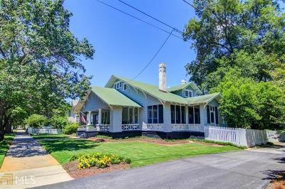 Covington Single Family Home For Sale: 2111 Church Street SE