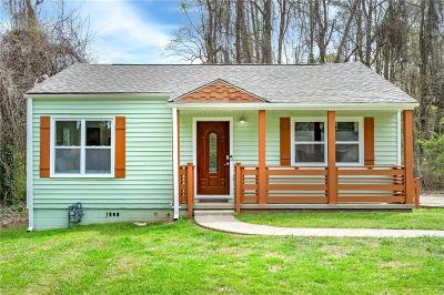 Connally Heights Single Family Home For Sale: 2462 Judson Avenue