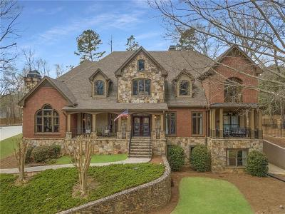 Suwanee Single Family Home For Sale: 4590 Colony Point