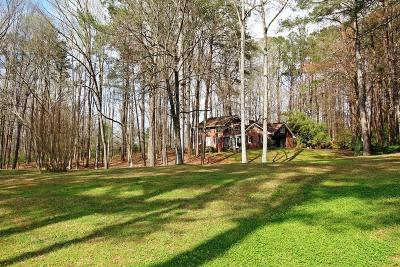 Kennesaw Single Family Home For Sale: 2090 Acworth Due West Road NW