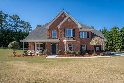 Loganville Single Family Home For Sale: 528 Mary Margaret Walk