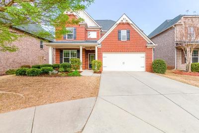 Johns Creek Single Family Home For Sale: 9950 Autry Vue Lane