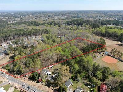 Kennesaw Residential Lots & Land For Sale: 3612 Old 41 Highway NW