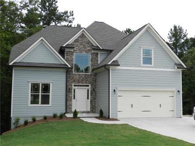 Cartersville Single Family Home For Sale: 33 Rock Ridge Court SE