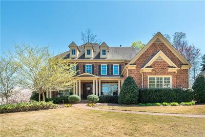 Kennesaw Single Family Home For Sale: 2321 Whiting Bay Courts NW
