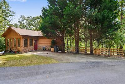 Lake Arrowhead Single Family Home For Sale: 122 Blue Fox Loop