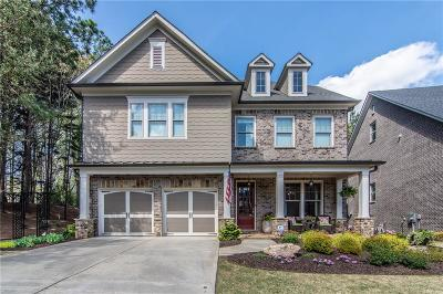 Suwanee Single Family Home For Sale: 4020 Claiborne Farm Road