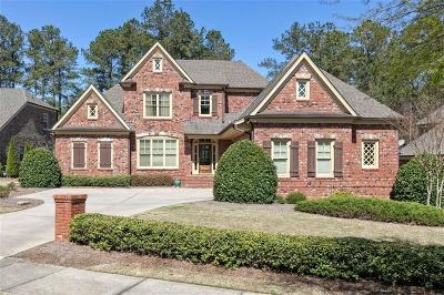 Acworth Single Family Home For Sale: 4227 Tattnall Run