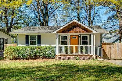 Kirkwood Single Family Home For Sale: 196 Murray Hill Avenue NE