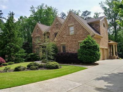 Alpharetta Single Family Home For Sale: 1060 Gramercy Lane