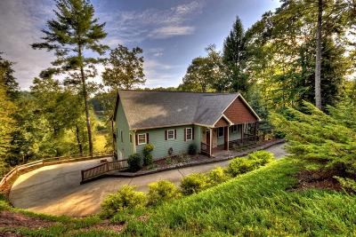 Ellijay Single Family Home For Sale: 755 Pocaset Drive