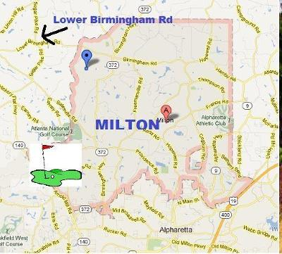 Canton Residential Lots & Land For Sale: 2951 Lower Birmingham Road
