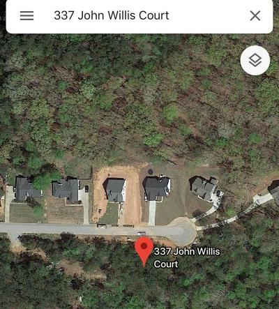 Carroll County Residential Lots & Land For Sale: 337 John Willis Court