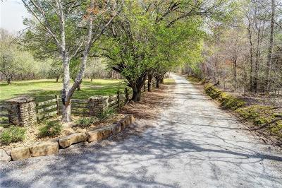 Roswell Residential Lots & Land For Sale: Old Chadwick Lane