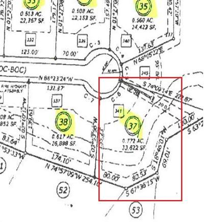 Carroll County Residential Lots & Land For Sale: 341 John Willis Court
