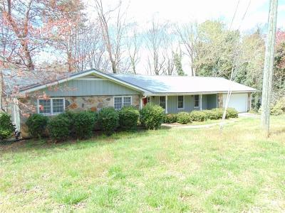 Ellijay Single Family Home For Sale: 352 Hancock Drive