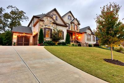 Peachtree Corners, Norcross Single Family Home For Sale: 4476 Wood Forest Drive
