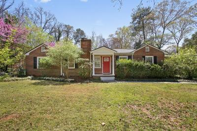 Decatur Single Family Home For Sale: 2147 Sylvania Drive