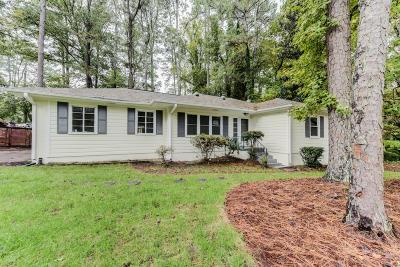 College Park Single Family Home For Sale: 2194 Lyle Road