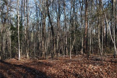 Canton Residential Lots & Land For Sale: 1 Chattin Drive