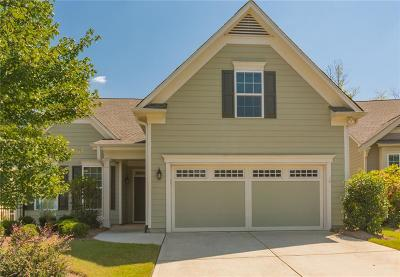 Walton County, Gwinnett County, Barrow County, Forsyth County, Hall County Single Family Home For Sale: 3389 Cresswind Parkway SW