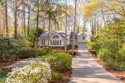 Atlanta Single Family Home For Sale: 1134 Ferncliff Road