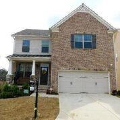 Mableton Single Family Home For Sale: 5914 High Hampton Lane