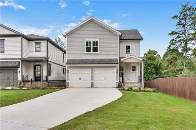 Decatur Single Family Home For Sale: 31 McEvoy Lane