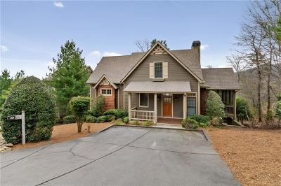Big Canoe Single Family Home For Sale: 40 Laurel Ridge Trail