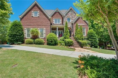 Atlanta Single Family Home For Sale: 25 Brookside Walk