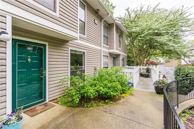 Marietta Condo/Townhouse For Sale: 1506 Wynnes Ridge Circle SE