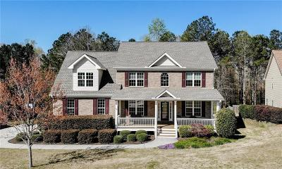 Loganville Single Family Home For Sale: 3485 Bulloch Lake Road