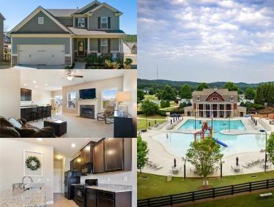 Dallas Single Family Home For Sale: 673 Naturewalk Boulevard
