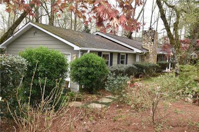 Milton Single Family Home For Sale: 2255 Dinsmore Road