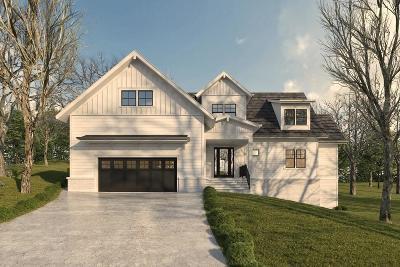 Smyrna Single Family Home For Sale: 2330 Hills Lane Drive SE