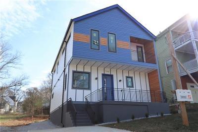 Grant Park Single Family Home For Sale: 704 Connally Street SE