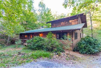 Habersham County Single Family Home For Sale: 300 Ramblin River Rd