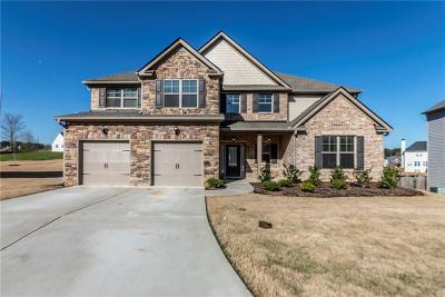 Powder Springs Single Family Home For Sale: 2444 Noelle Lane
