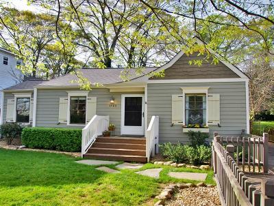 Kirkwood Single Family Home For Sale: 1583 Alder Court SE