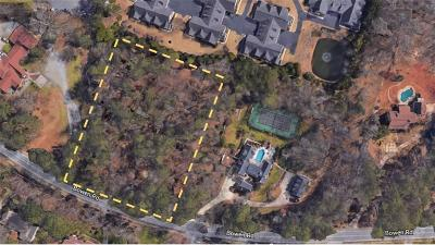 Roswell Residential Lots & Land For Sale: Bowen Road