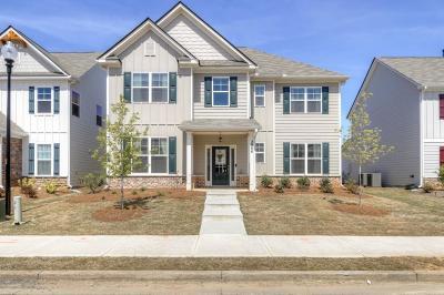Powder Springs Single Family Home For Sale: 3954 Lagrone Street