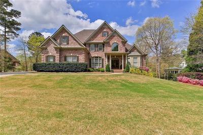 Braselton Single Family Home For Sale: 1930 Tee Drive