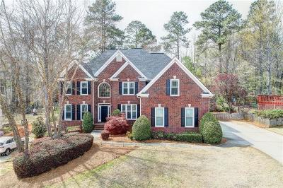 Lawrenceville Single Family Home For Sale: 1674 Kingsley Circle