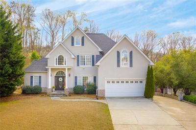 Gainesville Single Family Home For Sale: 2715 Water View Circle