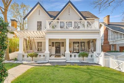 Virginia Highland Single Family Home For Sale: 571 Park Drive NE