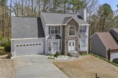 Woodstock Single Family Home For Sale: 4009 Mount Vernon Drive