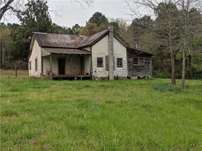 Banks County Single Family Home For Sale: 349 W Ridgeway Road
